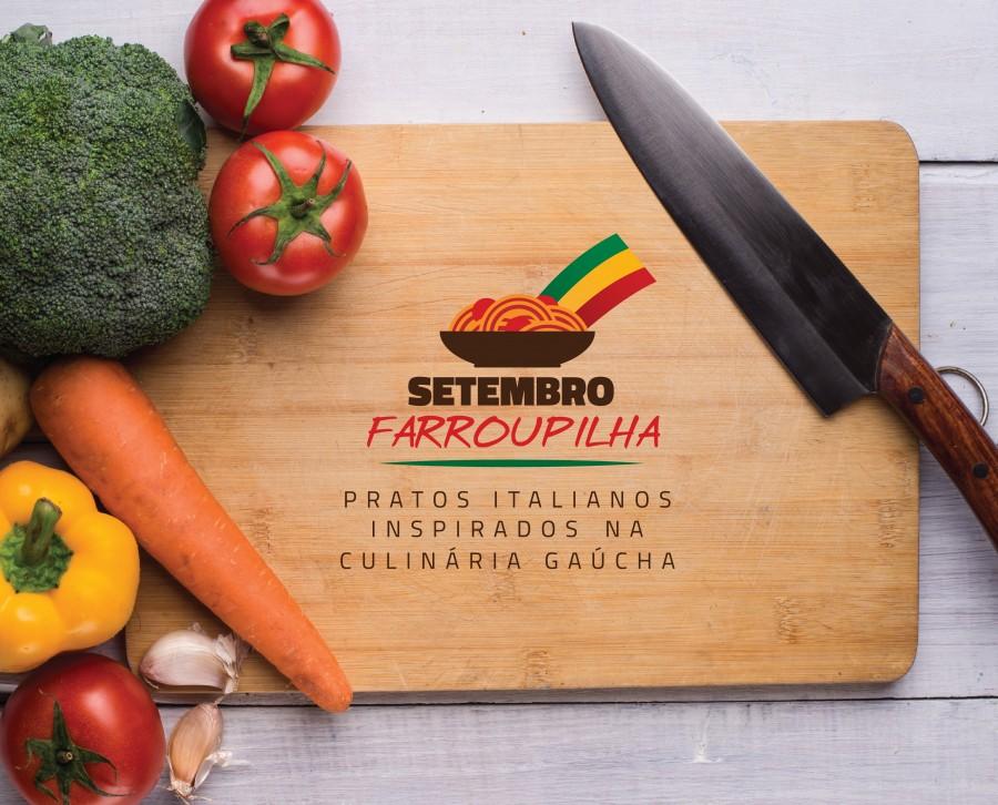 Setembro Farroupilha à italiana