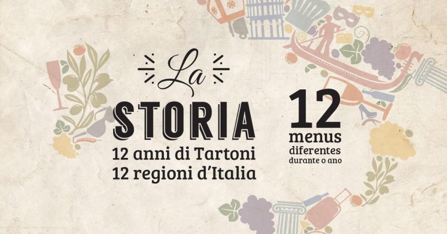 Uma viagem pelos sabores da Itália