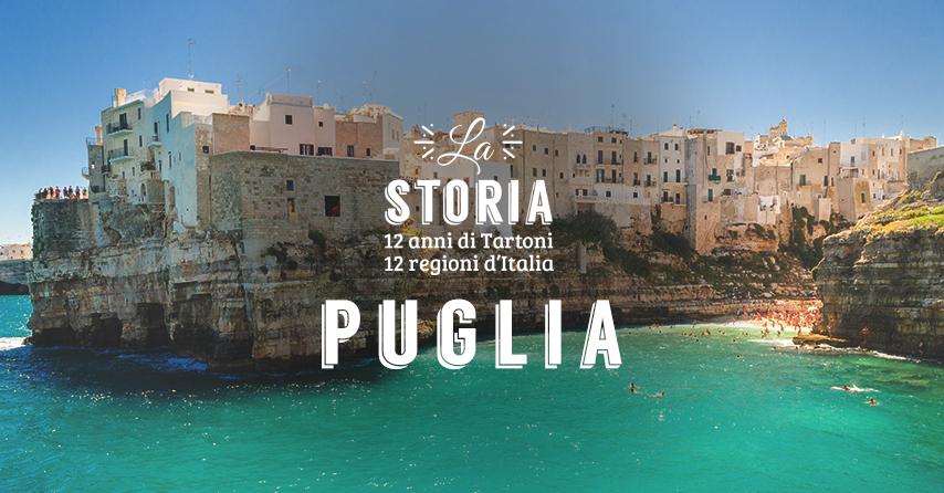 A rústica, linda e deliciosa Puglia